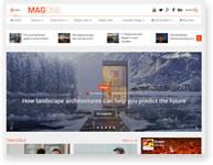 Elegant Pack - News WordPress Theme