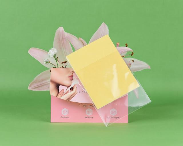 Матирующие салфетки для лица: отзывы с фото