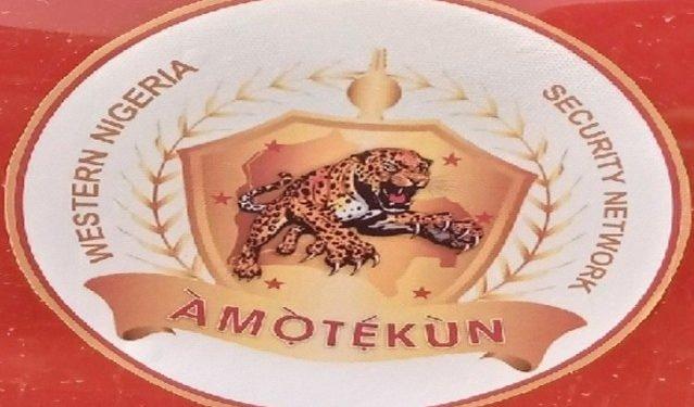 Amotekun Corps 1