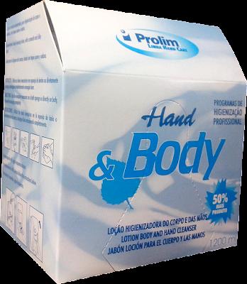 JABON HAND BODY