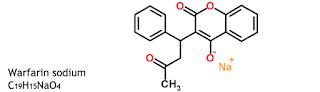 Warfarin merupakan senyawa antagonis vitamin K dari kelas enantiomer yang pertama kali dip Warfarin