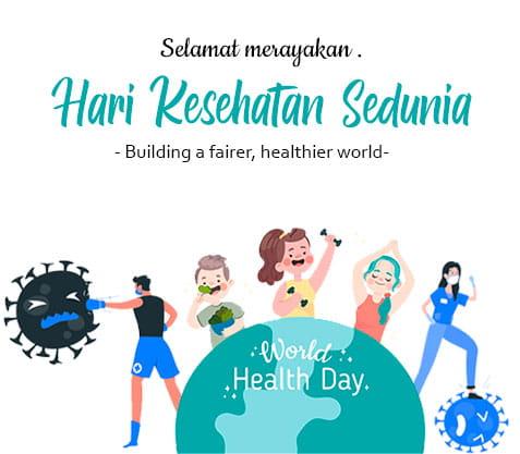 hari kesehatan dunia 2021