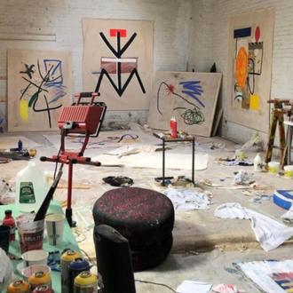 Estudio de Artista...