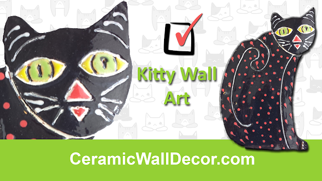 cat wall art for cat lovers
