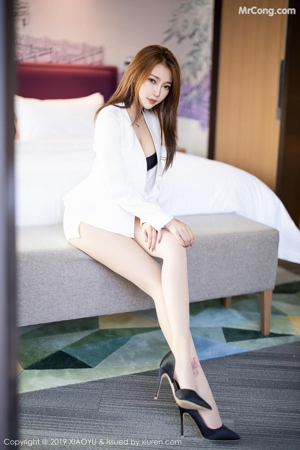 Image XiaoYu-Vol.207-LRIS-Feng-Mu-Mu-MrCong.com-009 in post XiaoYu Vol.207: LRIS (冯木木) (109 ảnh)
