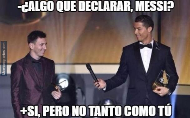 Cristiano y Messi tienen algo que declarar... a Hacienda