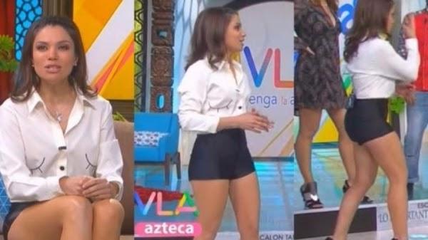 """Actor de TV Azteca llama """"enano"""" a Tábata Jalil y lo tunden en redes"""