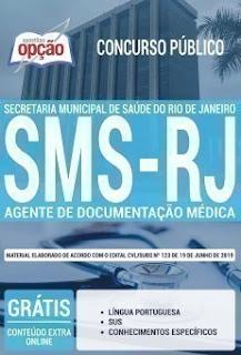 Apostila Agente de Documentação Médica