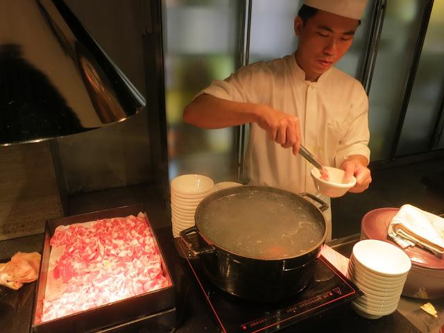 okinawa aguu pork shabu shabu