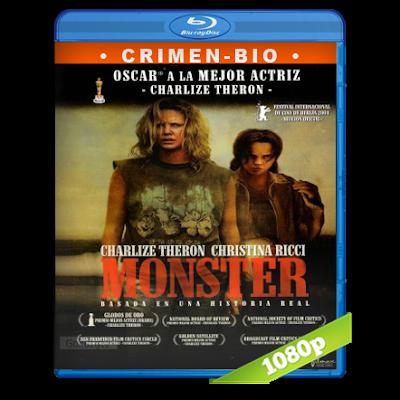 Monster Asesina En Serie (2003) BRRip Full 1080p Audio Trial Latino-Castellano-Ingles 5.1
