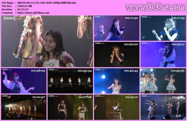 201111 SKE48 チームS