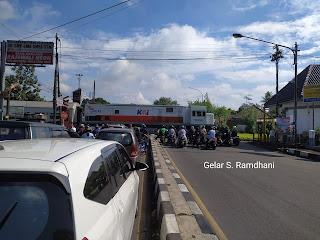 Lalu lintas kota Bandung