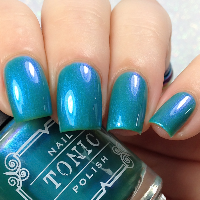 Tonic Polish-Lagoon
