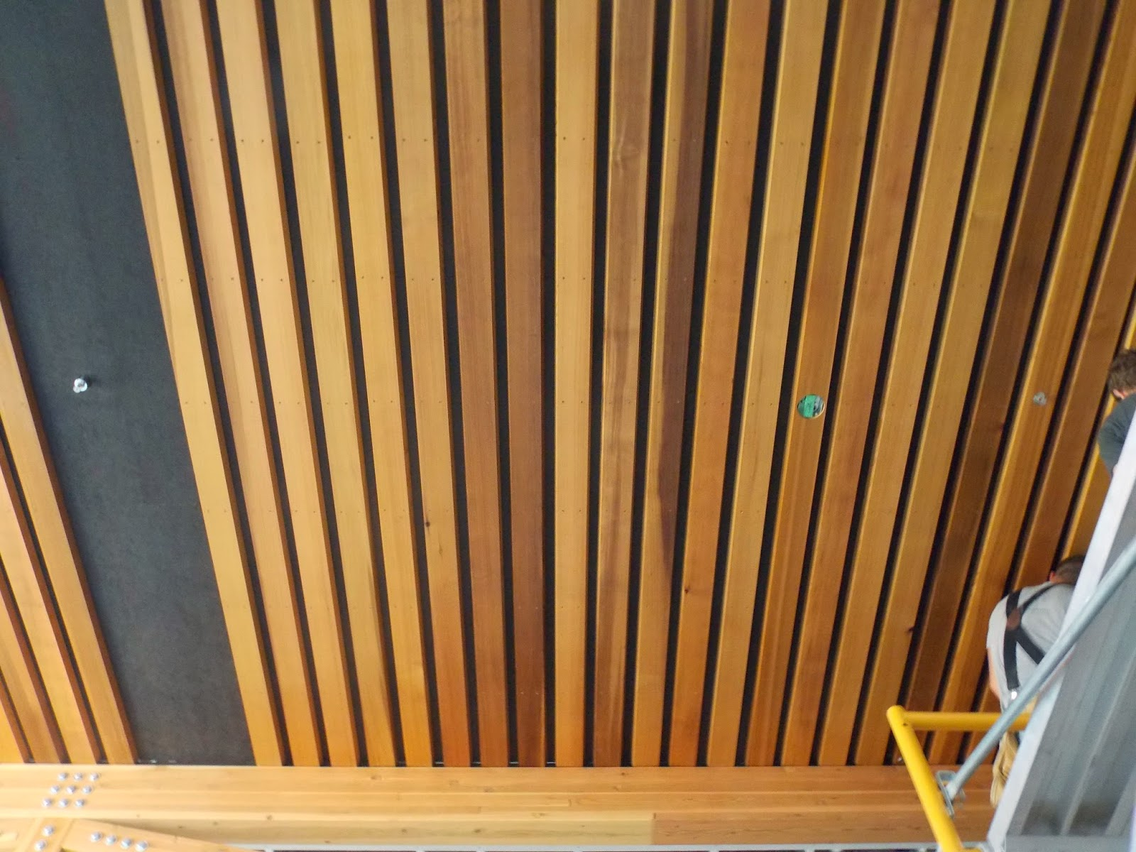 How To Put Wood Slats On Ceiling | www.Gradschoolfairs.com