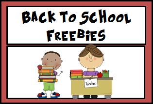 Pinterest Board full of Back to School Freebies!