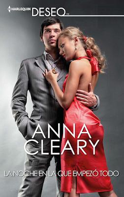 Anna Cleary - La Noche En La que Empezó Todo