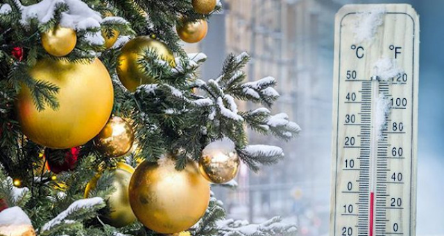 Синоптики изменили прогноз погоды на Новый год