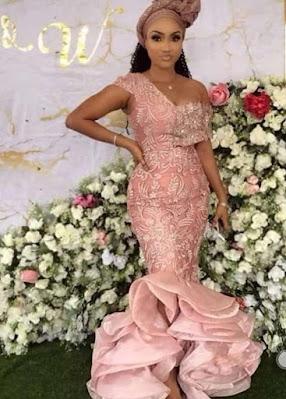 Latest Nigerian Lace Styles