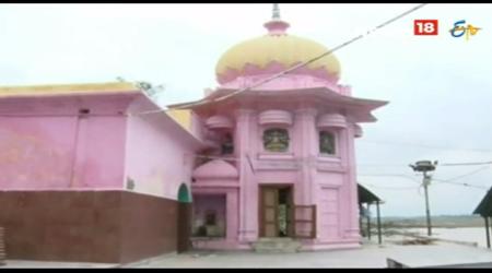 कानपुर के प्रख्यात शिवमंदिर में लगी है अंग्रेज अधिकारी की प्रतिमा