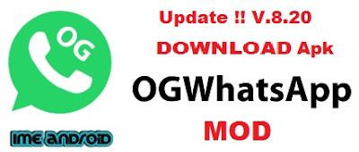 Download OGwhatsapp MOD apk
