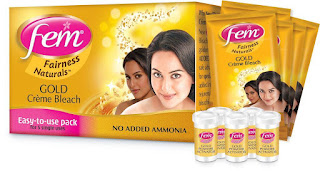 "Dabur launches new FEM Gold Crème Bleach ""Easy-to-use"" Pack"