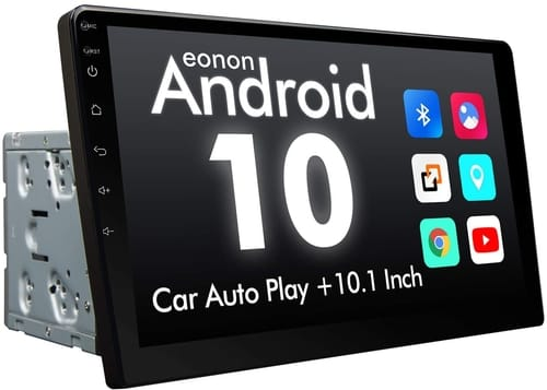 Eonon 2020 Double Din Car Stereo Android 10