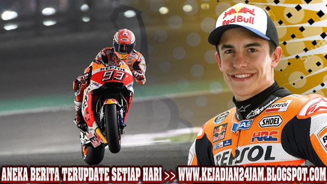 Marquez Ungkap Resep Agar Sulit Dikalahkan Di MotoGP