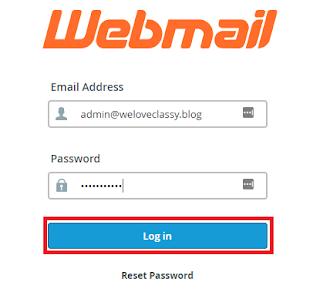 Shellden WebMail Kullanıcısı Oluşturma