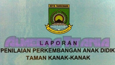 daftar sekolah islam anak seperti playgroup / preschool dan tk islam di kota Tangerang