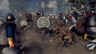 Total War Saga: Thrones of Britannia Game Screenshot 1