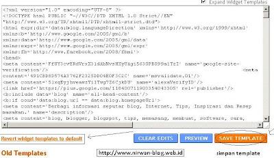 Cara Membuat Threaded Comment di Blogspot