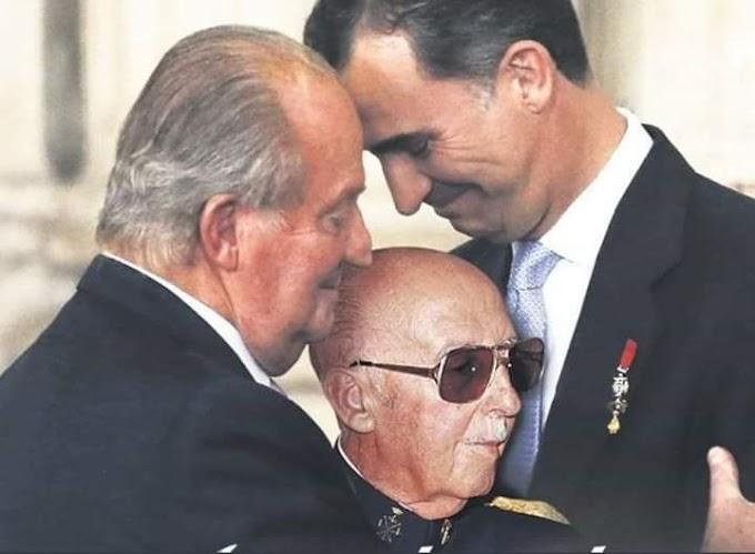 Ahora toca exhumar los acuerdos tripartitos de Madrid en los que se entregó la provincia 53, el Sáhara Español, a Marruecos y Mauritania.