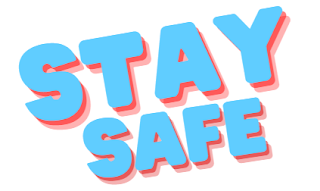 Stay Safe Banner ©BionicBasil®