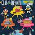 👪 Club Infantil 'Fronteras del Espacio' en CC Arousa | may19