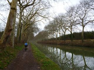 Camino del Canal du Midi