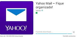 Como baixar o aplicativo do Yahoo Mail