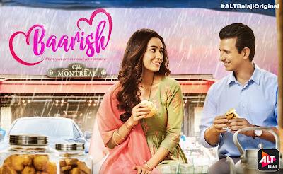 Baarish Season 2 2020 Hindi Altbalaji Web Series 720p HDRip Download