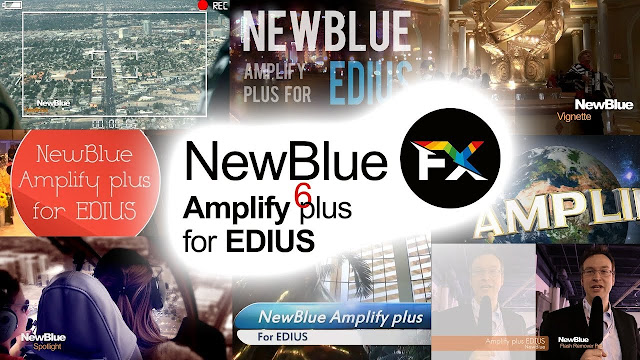NewBlue Plugins for edius ,Adobe Premier, 2020