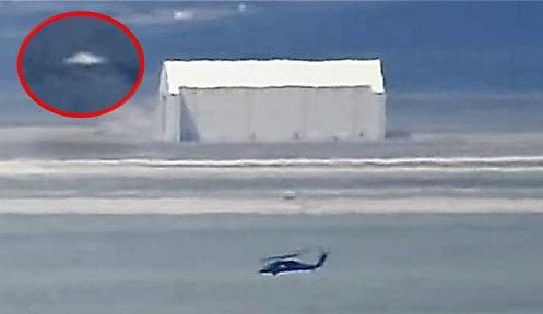 """Conspiracionista e """"Youtuber"""" consegue filmar em detalhes o que acontece na ÁREA 51 ((VÍDEOS))"""