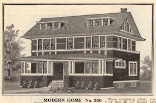Sears 1914 catalog image of Sears model No. 200