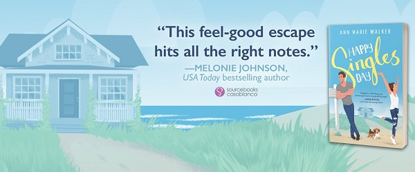 This feel-good escape hits all the right notes. Melonie Johnson, USA Today bestselling author.