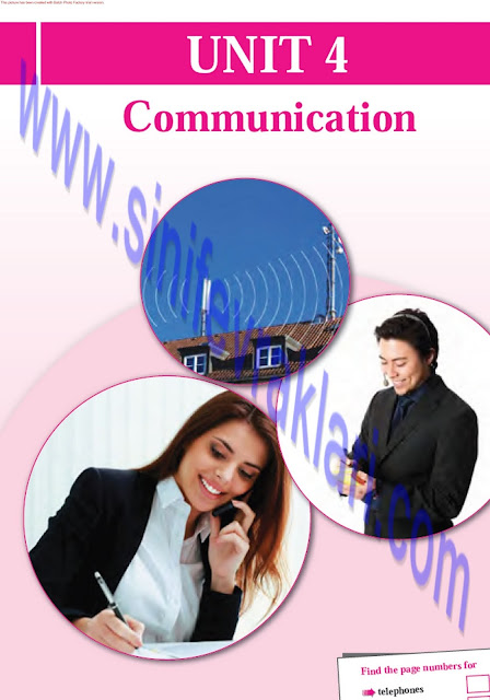 8. Sınıf Tutku Yayınları İngilizce Ders Kitabı Cevapları Sayfa 39