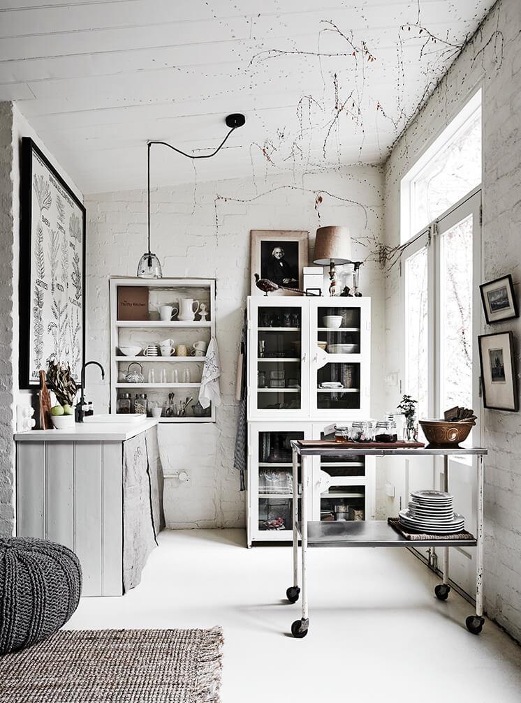 Una de las casas de la estilista y diseñadora de interiores Lynda Gardner