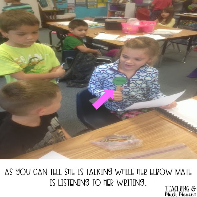 writing tips for the primary grades