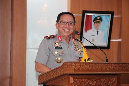 BREAKING NEWS : Kapolda Jambi Irjen Muchlis AS Diganti
