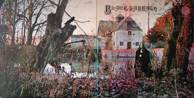 Το ομώνυμο ντεμπούτο άλμπουμ των Black Sabbath που γέννησε το heavy metal