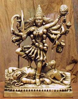 Kalilarge Kali, Marea Putere Cosmică A Timpului