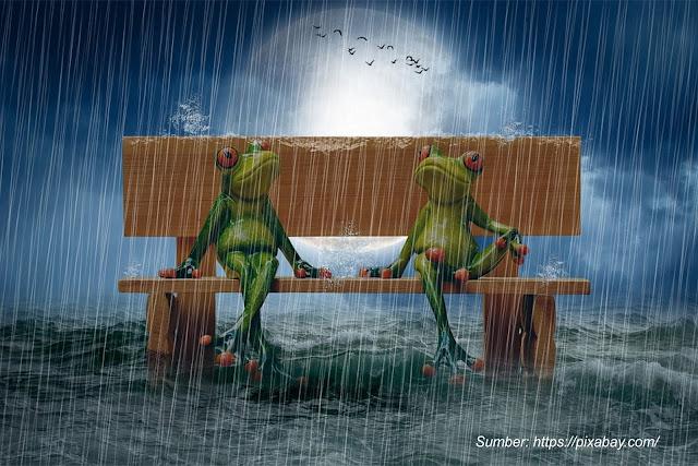 esai tentang hujan dan banjir