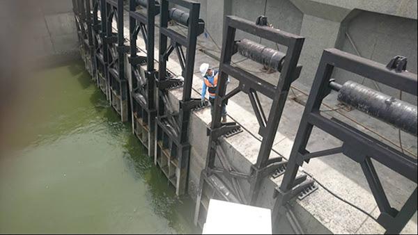 彩雲颱風及梅雨鋒面來襲 彰化第四河川局強化防汛整備