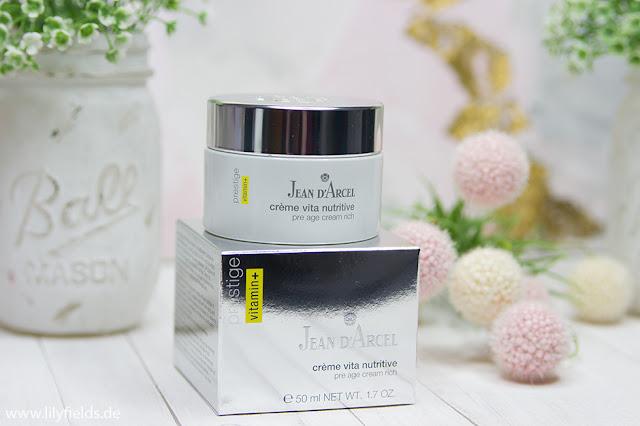 Jean D'Arcel - Crème vita nutritiv - Pre Age Cream Rich